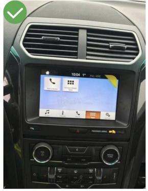 Ford explorer carplay android auto gps autoradio i3 x3 m3 m5 x1 f48 x2 f39 2010 2011 2012 2013 2014 2015 2016 2017 2018 2019 e84 x5 x6 serie 1 serie 3 e90 serie 5 e60 serie 6 e63 e