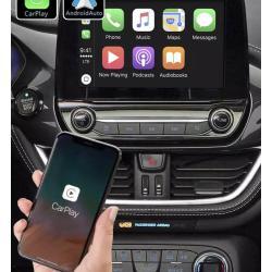 Boîtier Apple Carplay & Android Auto sans fil pour Ford Fiesta à partir de 2017