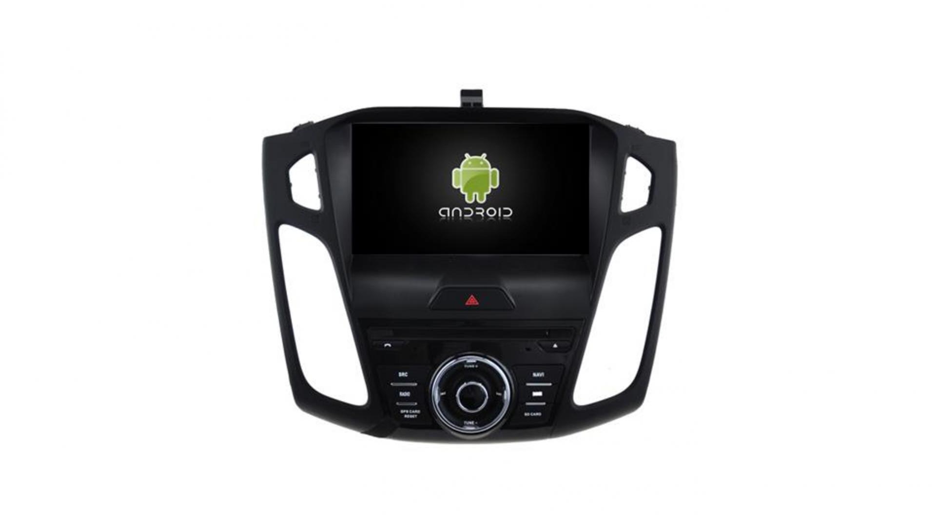 Ford focus autoradio gps bluetooth android auto carplay camera de recul commande au volant1