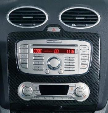 Ford focus clim auto