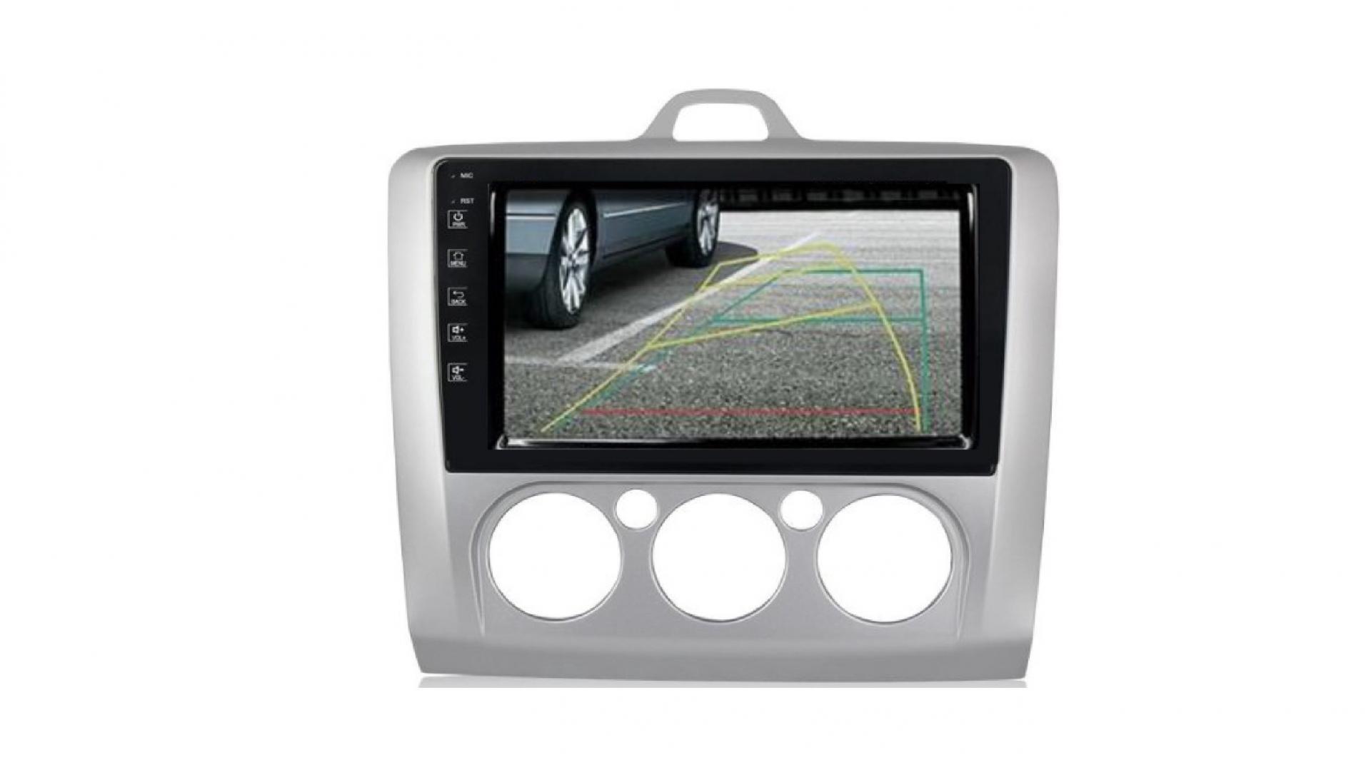 Ford focus clim manuel autoradio gps bluetooth android auto carplay camera de recul commande au volant1