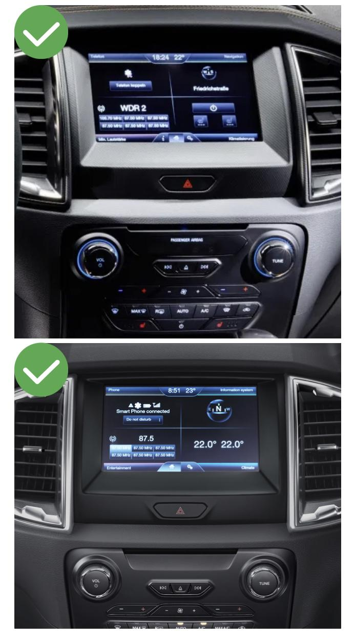 Ford ranger mondeo kuga c max explorer f150 transit focus connect tourneo carplay android auto gps autoradio 2010 2011 2012 2013 2014 2015 2016 2017 2018 2019 e84 x5 x6 serie 1 ser