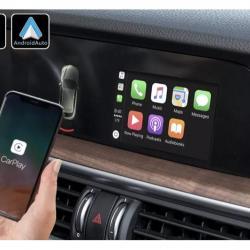 Boîtier Apple Carplay & Android Auto sans fil pour Alfa Romeo Stelvio à partir de 2017