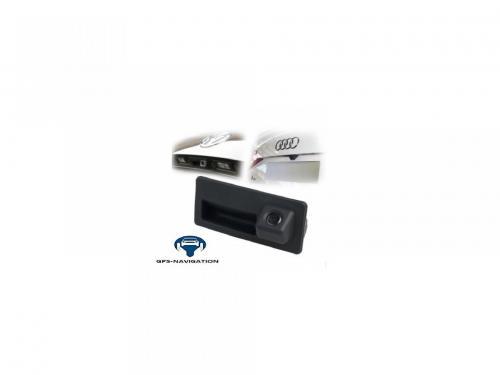 Gps navigation fr camera de recul poignee de coffre pour audi et vw lumiere de plaque a3 q5 a4 a5 s5 8t s4 b8 q5 q3 a6l a8l rs6 1