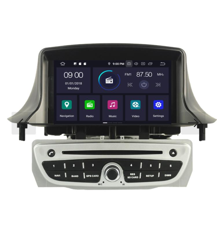 Gps navigation fr renault megane 2 3g wifi autoradio bluetooth poste 3g gps dvd usb sd ipod bluetooth tv 2
