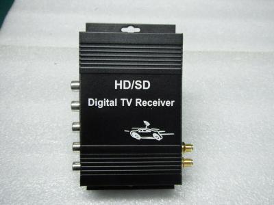 Récepteur Double Tuner TNT DVB-T  2 sorties video
