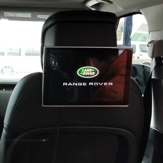 Headrest monitor for audi appui tete android car tv 11 7