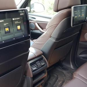 Headrest monitor for audi appui tete android car tv 19 5