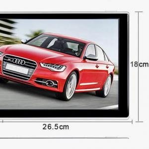 Headrest monitor for audi appui tete android car tv 3 7