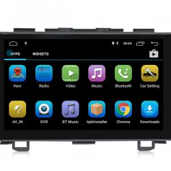 AUTORADIO GPS BLUETOOTH HONDA CR-V 2006-2011 + CAMERA DE RECUL