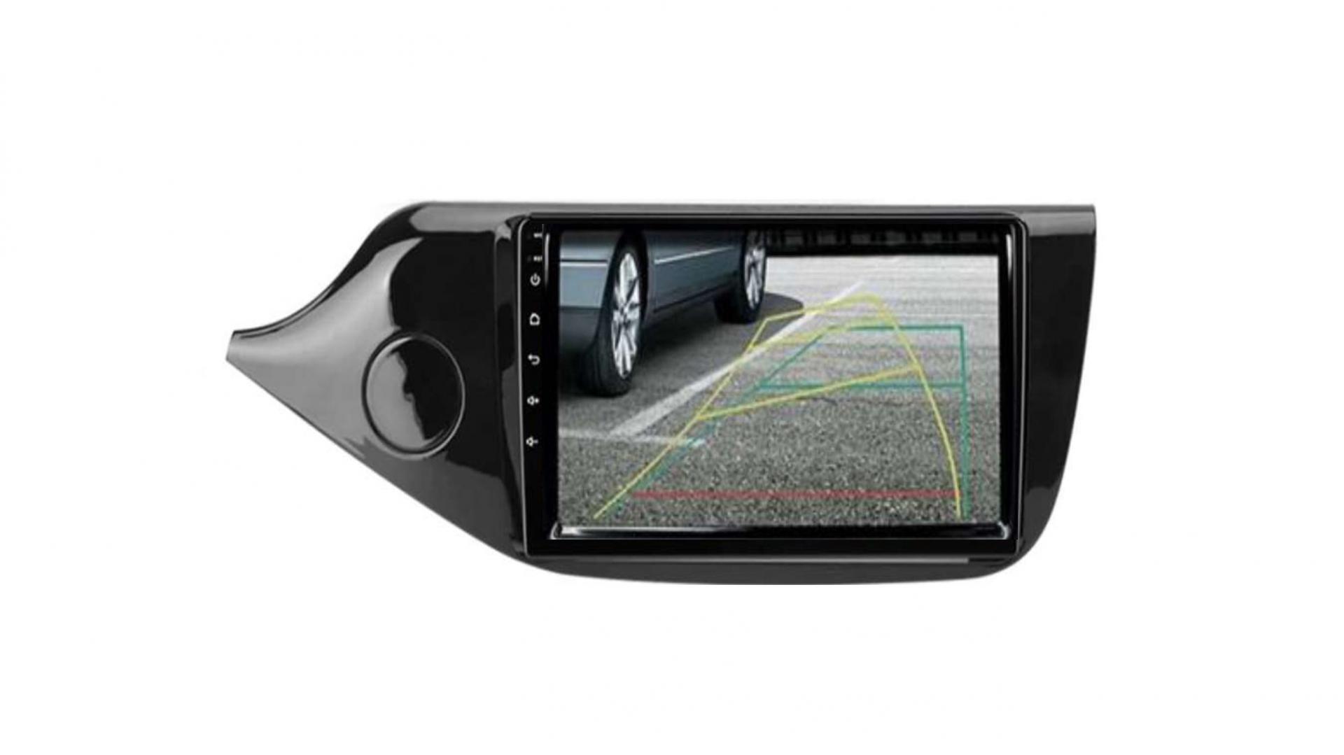 Kia ceed autoradio gps bluetooth android auto carplay camera de recul wifi commande au volant1