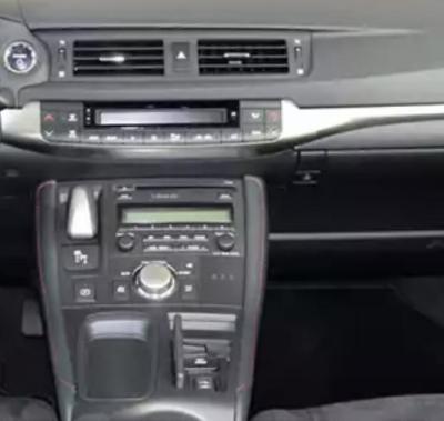 Lexus ct 2001