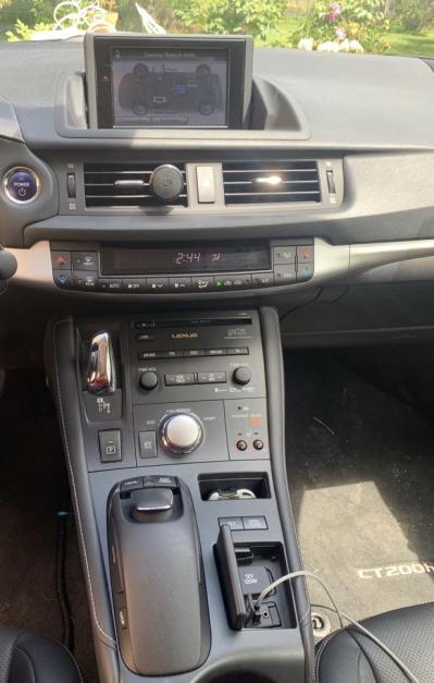 Lexus ct 2002