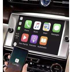 Boîtier Apple Carplay & Android Auto sans fil pour Maserati Quattroporte de 2013 à 2016