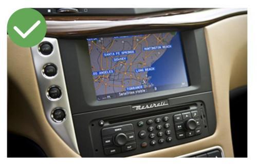 Maserati ghibli quattroporte gran turismo carplay android auto gps autoradio i3 x3 m3 m5 x1 f48 x2 f39 2010 2011 2012 2013 2014 2015 2016 2017 2018 2019 e84 x5 x6 serie 1 serie 3 e