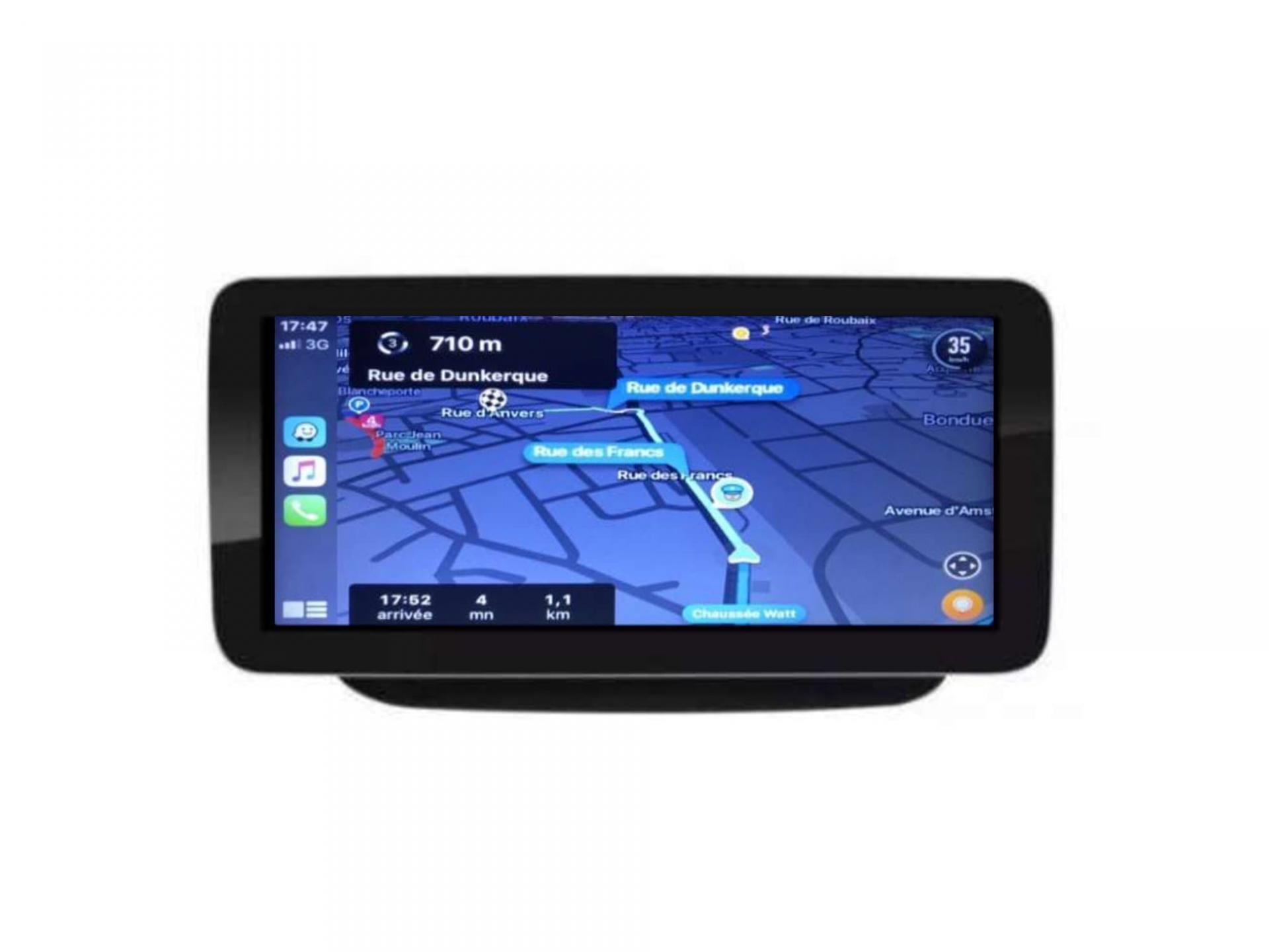 Mercedes classe a classe b classe g cla gla autoradio gps carplay android auto bluetooth 1