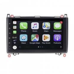 Autoradio Android full tactile GPS Bluetooth Mercedes Classe A, Classe B, Sprinter, Viano, Vito + caméra de recul