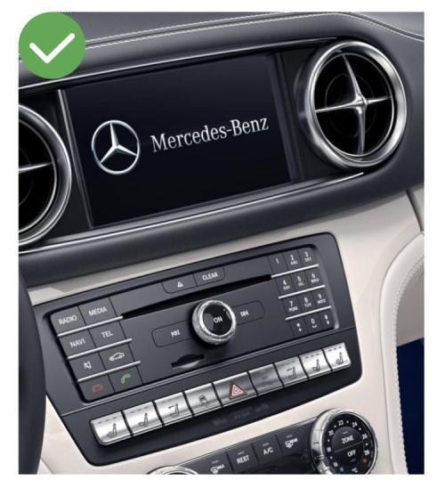 Mercedes classe c w204 sl r231 carplay android auto gps autoradio f48 x2 f39 2010 2011 2012 2013 2014 2015 2016 2017 2018 2019 serie 1 serie 3 e90 serie 5 e60 serie 6 e63 e60 1