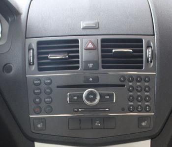 Mercedes classe c w204