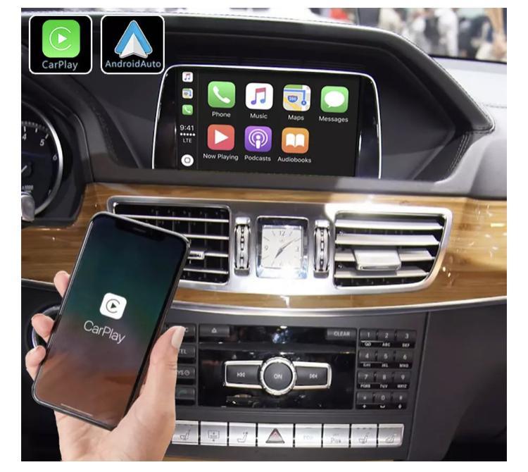 Mercedes e w212 classe g w463 5 v x cls gle glk slk ml gl slc ntg4 0 ntg 5 0 ntg4 5 c w204 sl r231 carplay android auto gps autoradio 2010 2011 2012 2013 2014 2015 2016 2017 2018 2