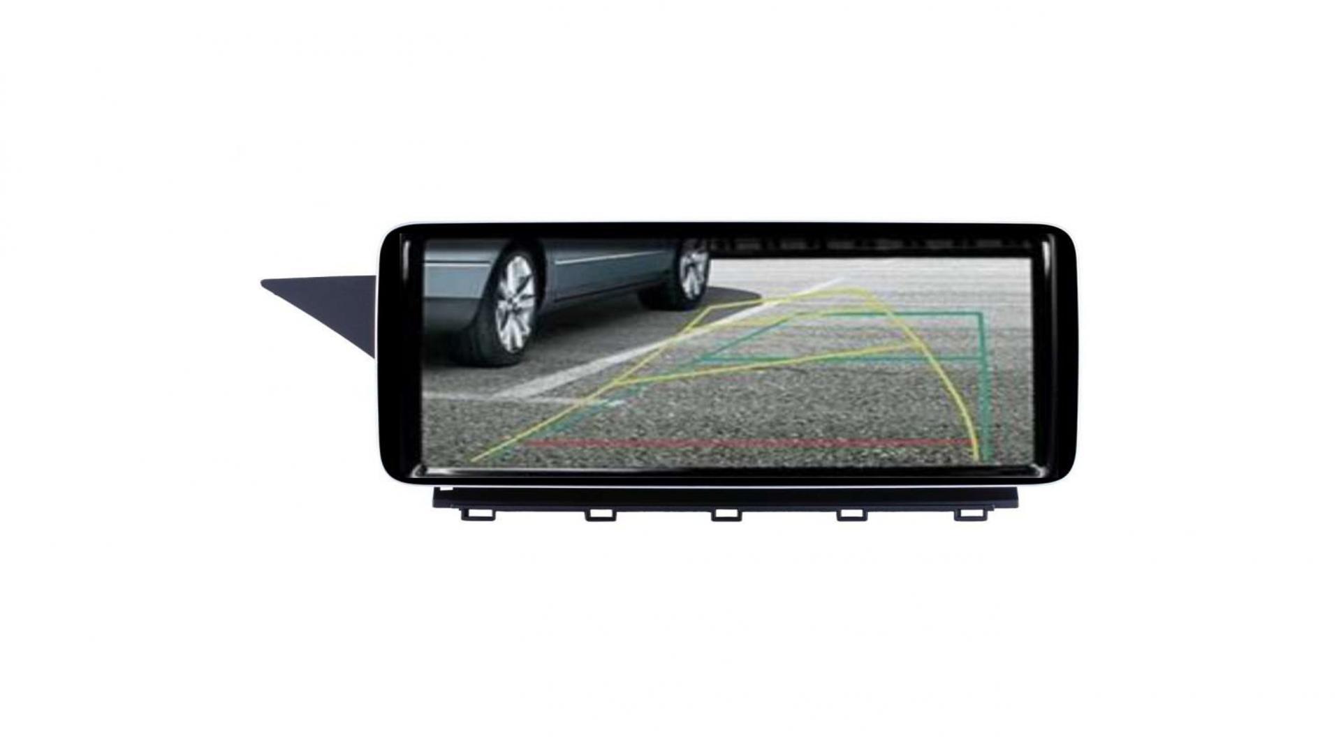 Mercedes glk x204 autoradio gps carplay android auto bluetooth 1