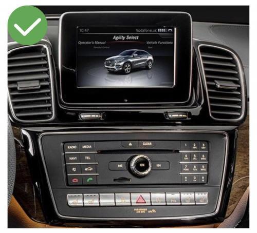 Mercedes mercedes gle glk slk ml gl slc ntg4 0 ntg 5 0 ntg4 5 classe c w204 sl r231 carplay android auto gps autoradio 2010 2011 2012 2013 2014 2015 2016 2017 2018 2019 2020 serie