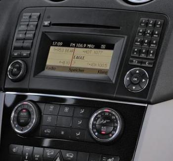 Mercedes ml 164 wifi