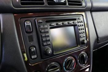 Mercedes ml w163 carplay
