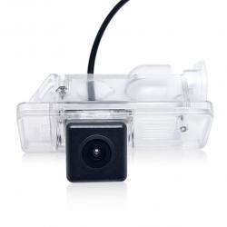 Caméra de recul lumière de plaque Mercedes Viano et Vito de 2006 à 2015
