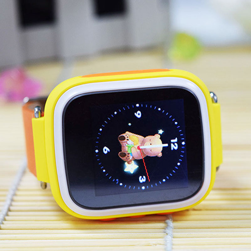 Montre enfant watch gps wifi bluetooth apel call