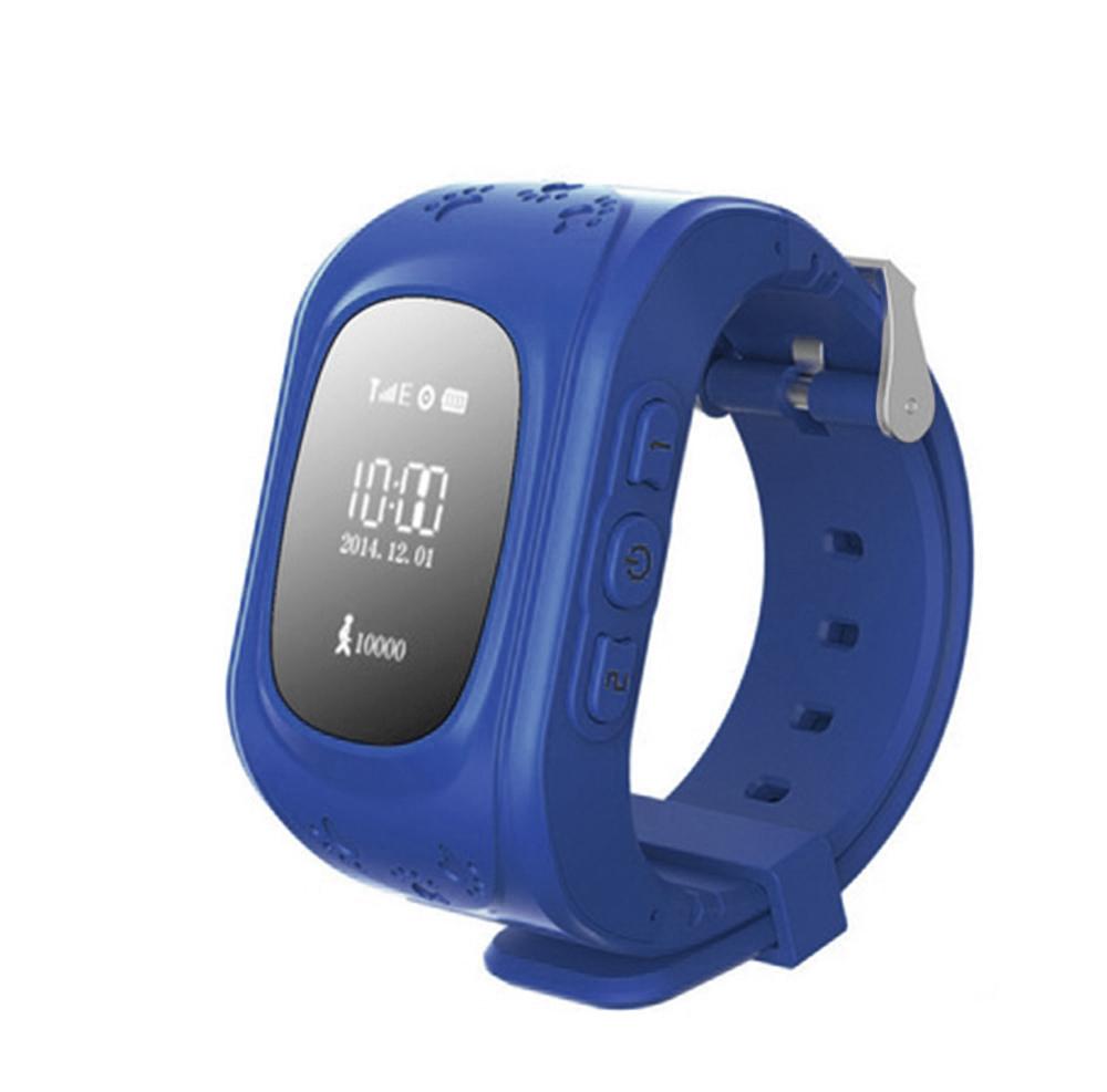 Montre enfant watch gps wifi bluetooth apel sm02