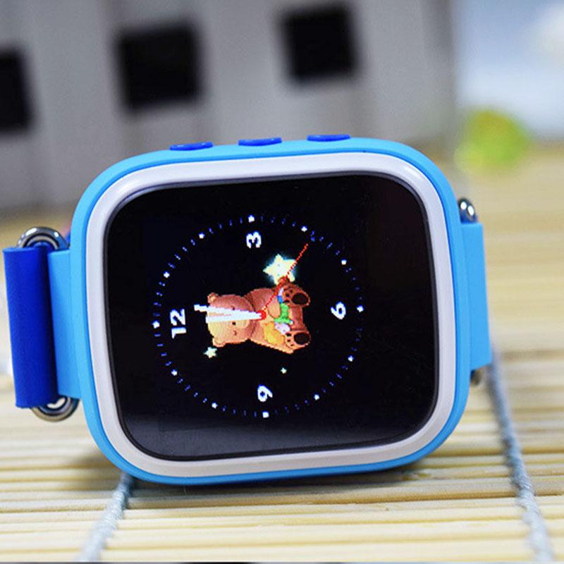 Montre enfant watch gps wifi bluetooth apel