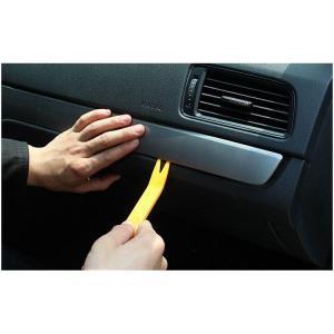 Outils demontage garniture autoradio sans rayure gps navigation fr 3 4