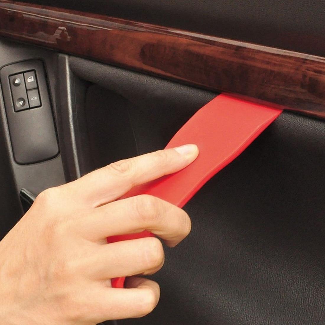 Outils demontage garniture autoradio sans rayure gps navigation fr 4