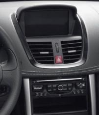 Peugeot 206 207 207 cc 207 sautoradio