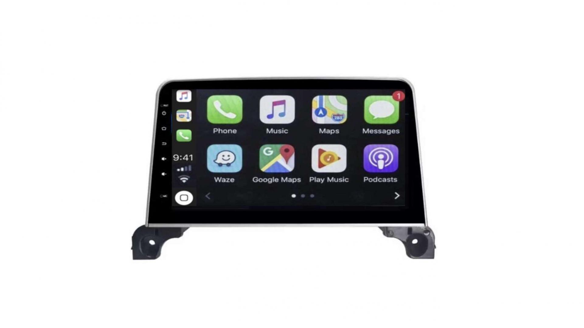 Peugeot 3008 5008 408 rcz autoradio gps bluetooth android auto carplay camera de recul commande au volant41