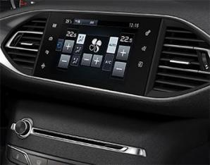 Peugeot 308 android