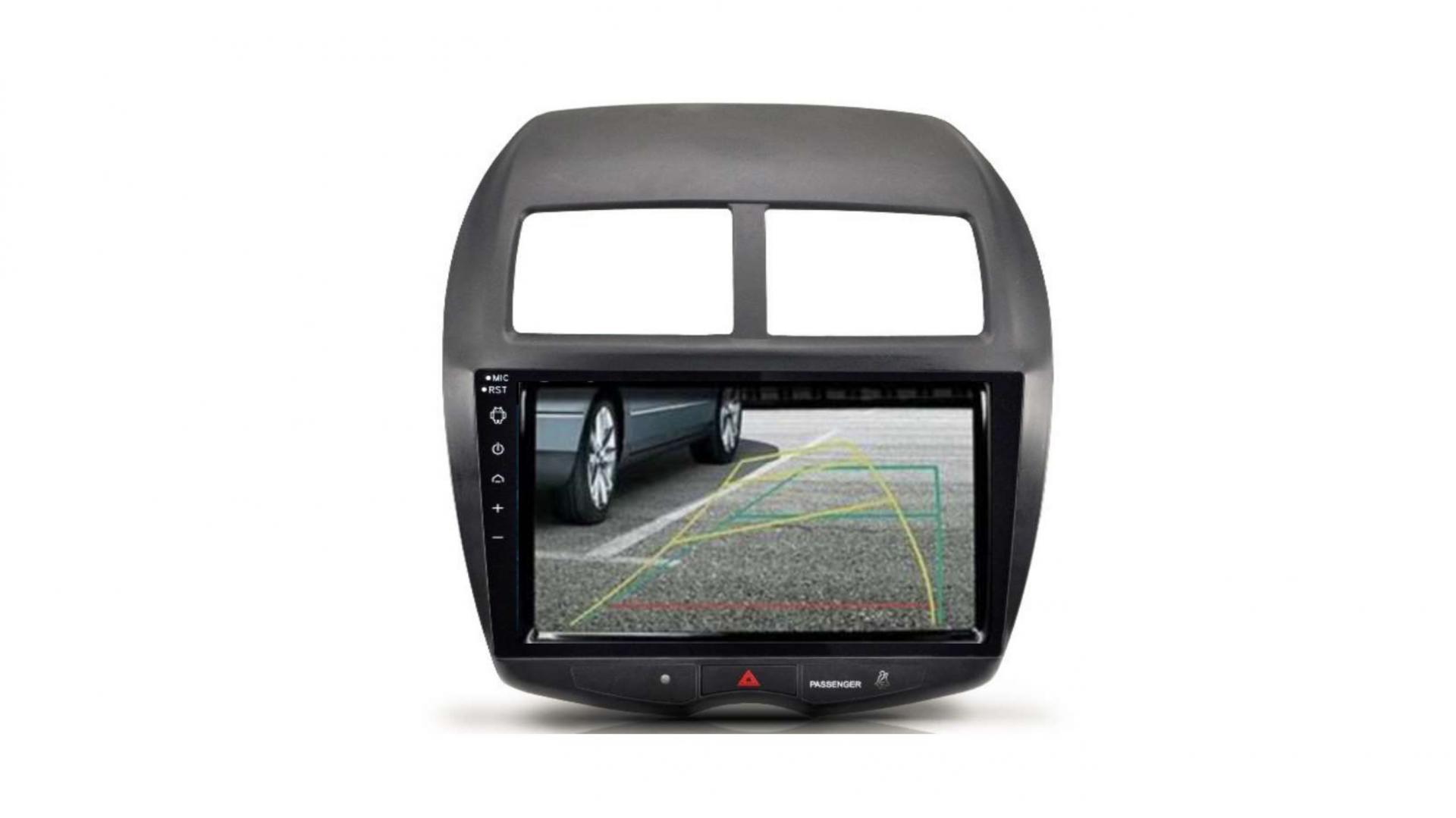 Peugeot 4008 206 207 3008 5008 408 rcz autoradio gps bluetooth android auto carplay camera de recul commande au volant1