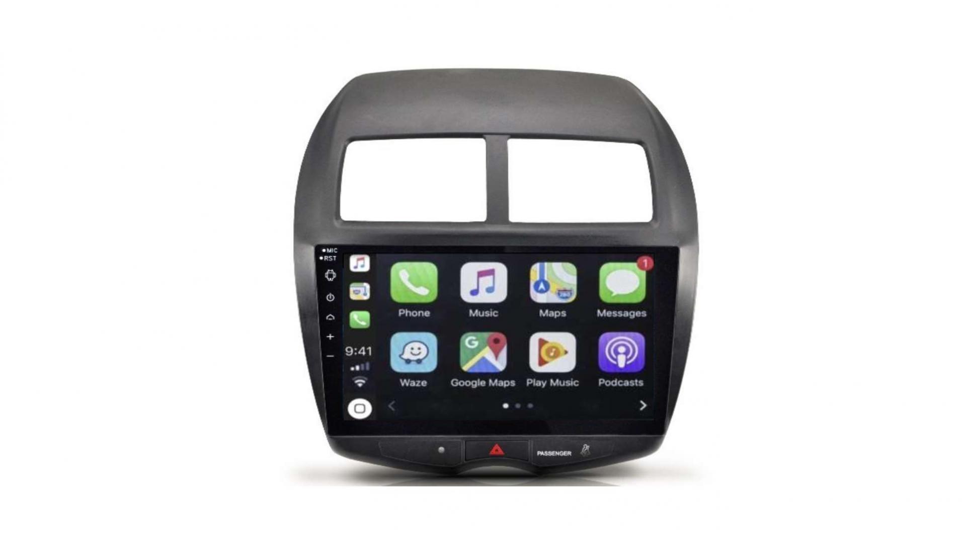 Peugeot 4008 206 207 3008 5008 408 rcz autoradio gps bluetooth android auto carplay camera de recul commande au volant2