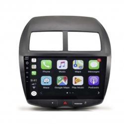 Autoradio Android full tactile GPS Bluetooth Peugeot 4008 de 2012 à 2016 + caméra de recul