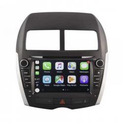 Autoradio Android tactile GPS Bluetooth Citroën C4 Aircross de 2010 à 2017 + caméra de recul