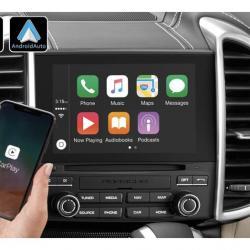 Boîtier Apple Carplay & Android Auto sans fil pour Porsche Cayenne de 2010 à 2017