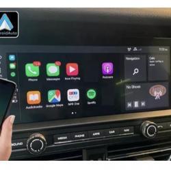Boîtier Apple Carplay & Android Auto sans fil pour Porsche Macan depuis 2019