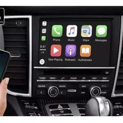 Boîtier Apple Carplay & Android Auto sans fil pour Porsche Panamera de 2009 à 2016