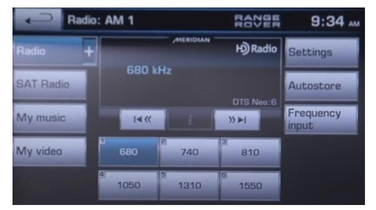 Range rover land rover discovery sport 4 5 2013 2014 2015 2016 2017 2018 2019 berlingo 308 408 jumpy spacetourer c5 c4 ds4 aircross camera de recul commande au volant 10