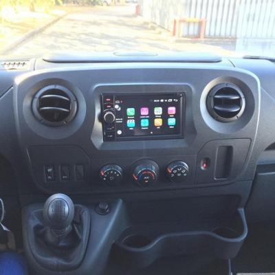 Renault master exemple montage 1
