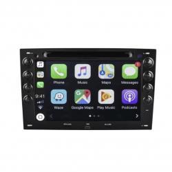 Autoradio Android tactile GPS Bluetooth Renault Megane 2 de 2003 à 2008 + caméra de recul