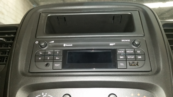 Renault trafic 3 android wifi
