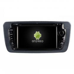 AUTORADIO ANDROÏD GPS BLUETOOTH SEAT IBIZA DEPUIS 2008 + CAMERA DE RECUL