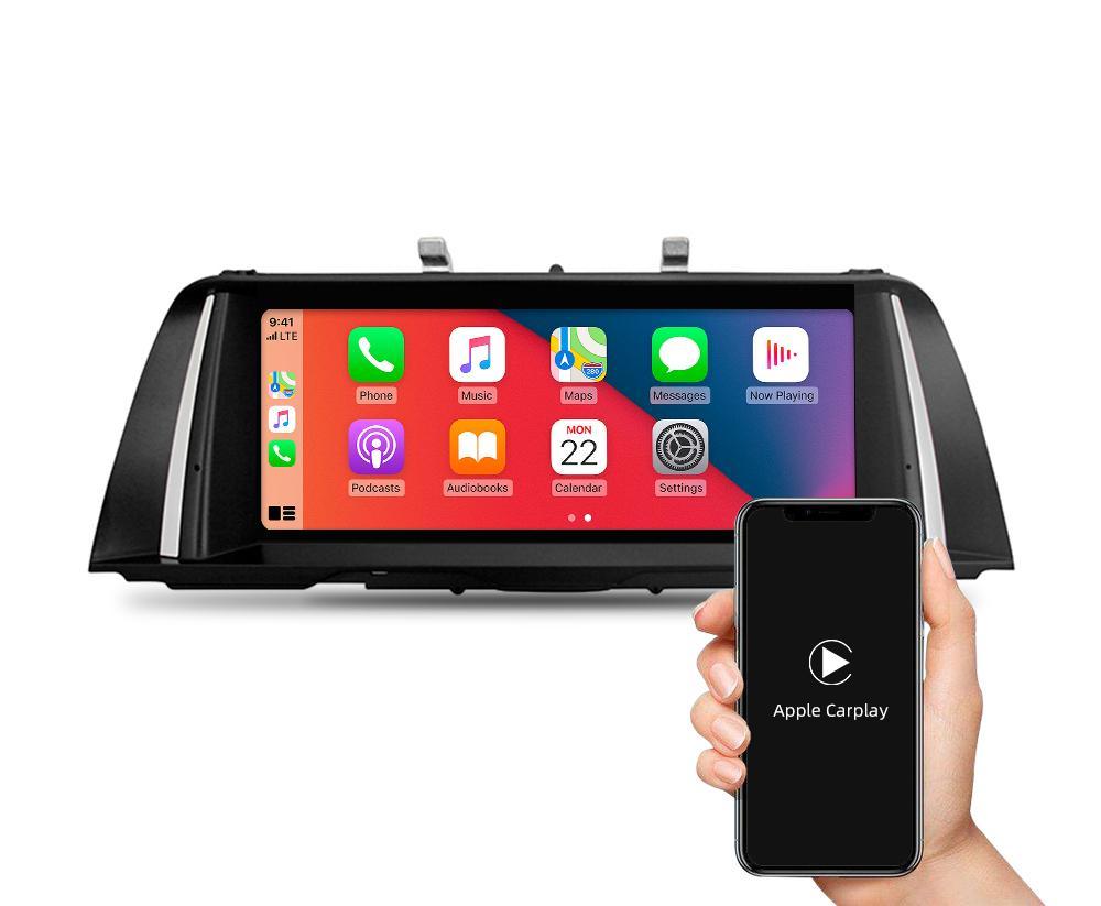 Serie 5 f10 f11 bmw f20 21 carplay android auto gps autoradio i3 x3 m3 m5 x1 f48 x2 f39 2010 2011 2012 2013 2014 2015 2016 2017 2018 2019 308 408 audi a3 a4 a6 c5 c4 ds4 e84 camera